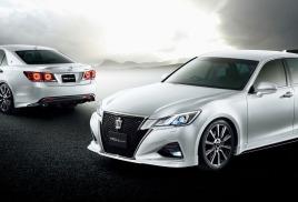 Toyota предложила для Crown пакет аксессуаров TRD Sportivo