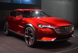 Mazda показала концепт-кар Koeru